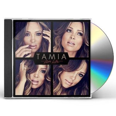 Tamia LOVE LIFE CD