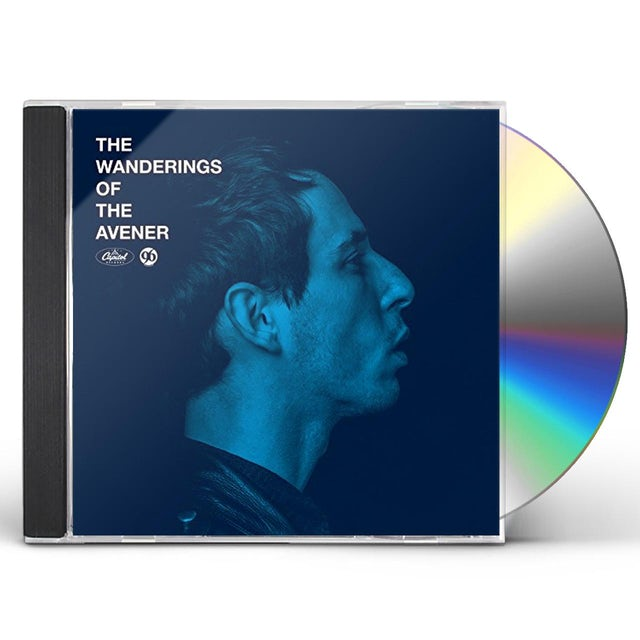 WANDERINGS OF THE AVENER CD