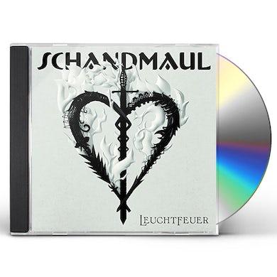 Schandmaul LEUCHTFEUER: SPECIAL EDITION CD