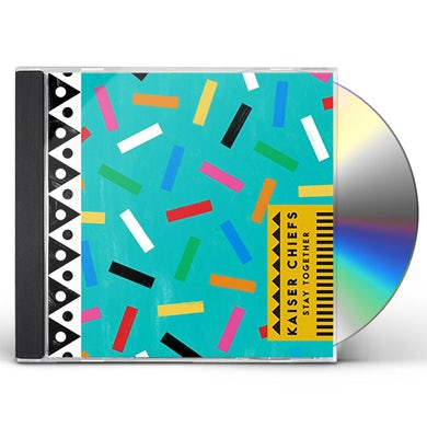 Kaiser Chiefs STAY TOGETHER CD