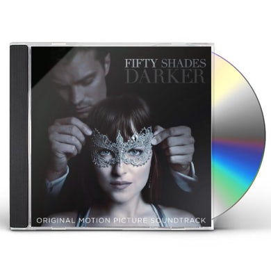 Fifty Shades Darker / O.S.T. FIFTY SHADES DARKER / Original Soundtrack CD