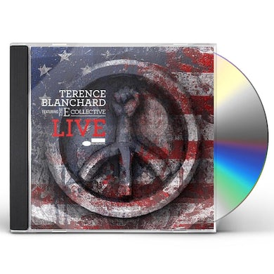 Terence Blanchard LIVE (FEAT. THE E-COLLECTIVE) CD
