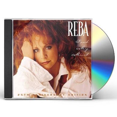 Reba Mcentire READ MY MIND (25TH ANNIVERSARY EDITION) CD