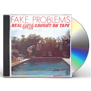 Fake Problems REAL GHOSTS CAUGHT ON TAPE CD