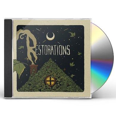 Restorations LP2 CD