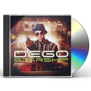 Dego STARSHIP CD