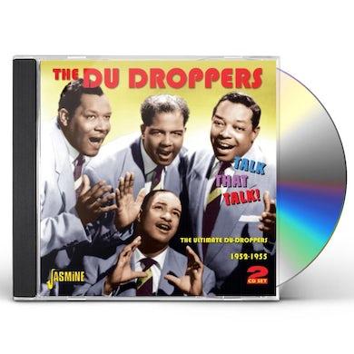 DU DROPPERS TALK TALK TALK CD