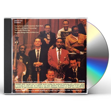 Buck Clayton LEGENDARY SWING SESSIONS CD