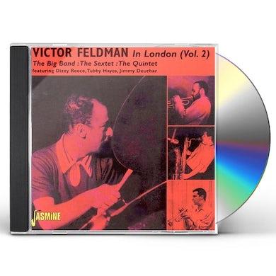 Victor Feldman IN LONDON 2 CD
