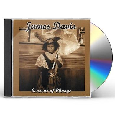 JAMES DAVIS SEASONS OF CHANGE CD