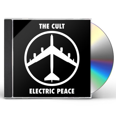 Cult ELECTRIC PEACE CD