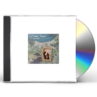Luther Kent & Trickbag LIVE AT JAZZ FEST 2011 CD