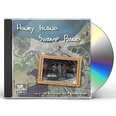 Honey Island Swamp Band LIVE AT JAZZ FEST 2011 CD