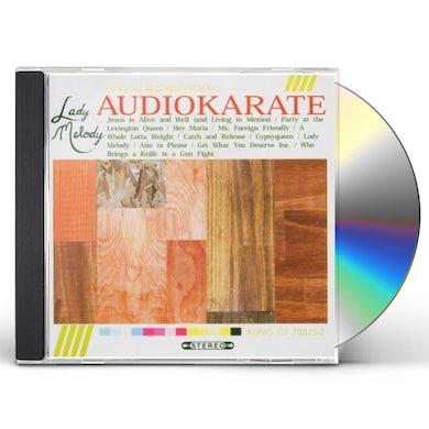 LADY MELODY CD