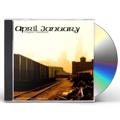 Thaione Davis APRIL JANUARY CD