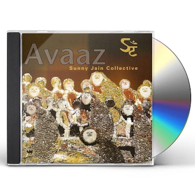 Sunny Jain Collective AVAAZ CD
