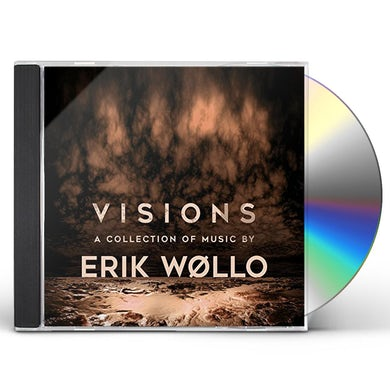 Erik Wollo VISIONS - A COLLECTION OF MUSIC BY... CD