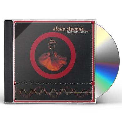 Steve Stevens FLAMENCO A GO GO CD