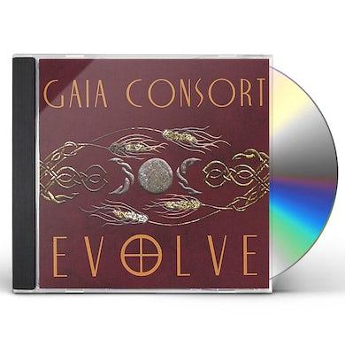 Gaia Consort EVOLVE CD