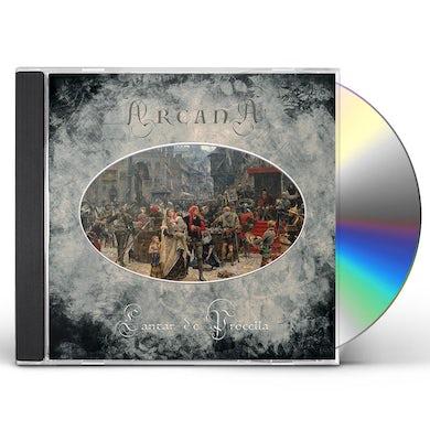 Arcana CANTAR DE PROCELLA CD