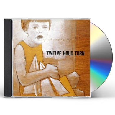 Twelve Hour Turn PERFECT PROGRESS PERFECT DESTRUCTION CD