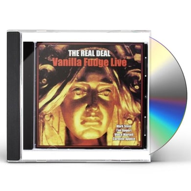 Vanilla Fudge REAL DEAL CD