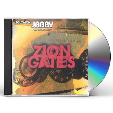 Solomon Jabby ZION GATES CD