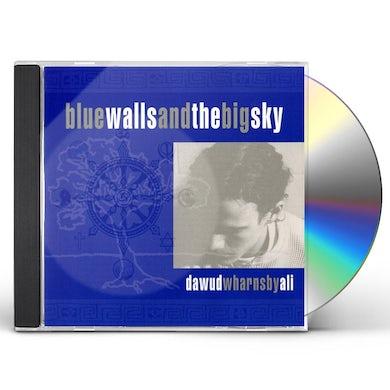Dawud Wharnsby BLUE WALLS & THE BIG SKY CD