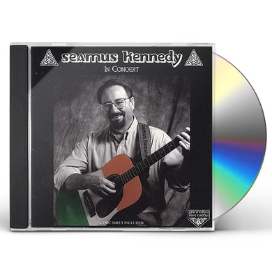 Seamus Kennedy IN CONCERT CD