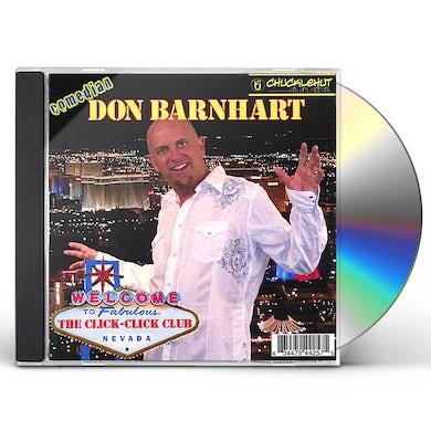 Don Barnhart CLICK CLICK CLUB CD