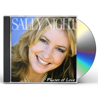 Sally Night PHASES OF LOVE CD