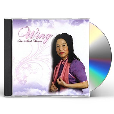Wing TOO MUCH HEAVEN CD