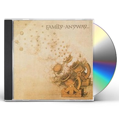 The Family ANYWAY CD