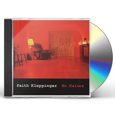 Faith Kleppinger NO GALORE CD