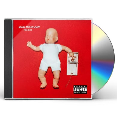 Heart Attack Man Fake Blood CD