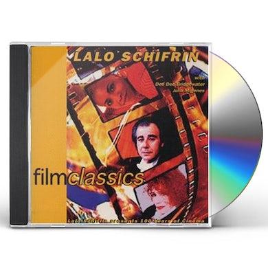 Lalo Schifrin FILM CLASSICS - ORIGINAL SOUNDTRACKS CD