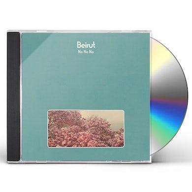 Beirut NO NO NO CD