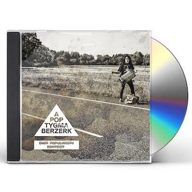Apoptygma Berzerk EXIT POPULARITY CONTEST CD