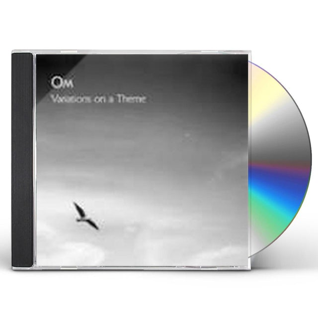 Om VARIATIONS ON A THEME CD