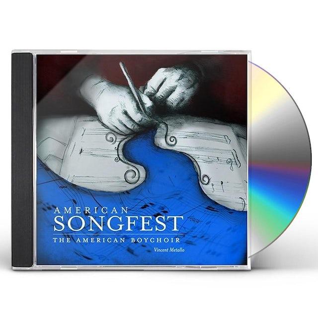 American Boychoir AMERICAN SONGFEST CD