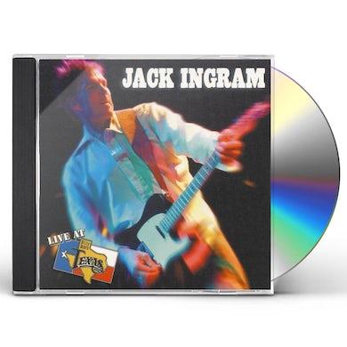 Jack Ingram LIVE AT BILLY BOB'S TEXAS CD