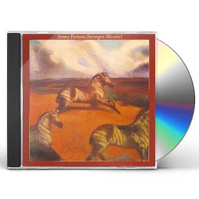 sonny fortune SERENGETI MINSTREL CD
