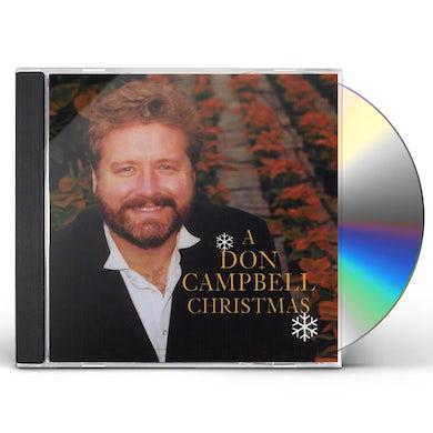 DON CAMPBELL CHRISTMAS CD