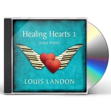 Louis Landon HEALING HEARTS 3 - SOLO PIANO CD