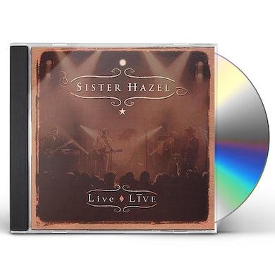 SISTER HAZEL LIVE LIVE CD