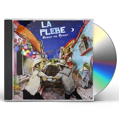Plebe BRAZO EN BRAZO CD