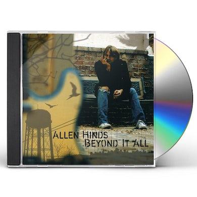 Allen Hinds BEYOND IT ALL CD