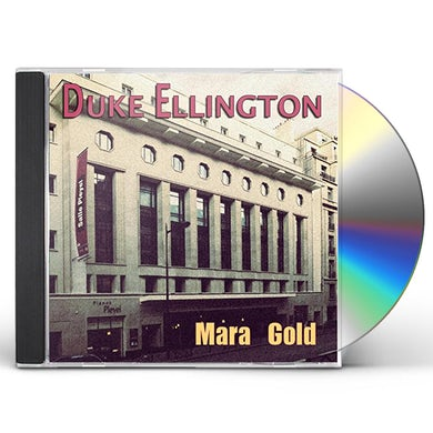 Duke Ellington MARA GOLD CD