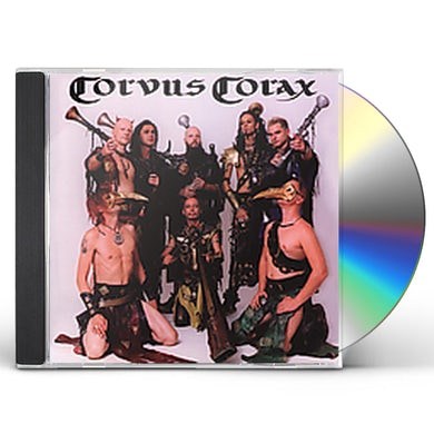 Corvus Corax BEST OF CD