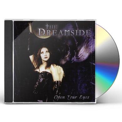 Dreamside OPEN YOUR EYES CD